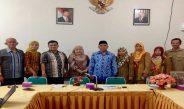 Kunjungan Kerja Dinas Kesehatan Provinsi Jawa Barat