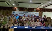 Pelatihan Bersertifikat Peningkatan Kompetensi Petugas Pengelola Obat Tingkat Puskesmas dan Kabupaten Lombok Barat dan Lombok Timur