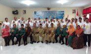PELATIHAN KOMPETENSI TIM KESEHATAN HAJI INDONESIA  (TKHI)  EMBARKASI LOP/LOMBOK  TANGGAL 5-9 MARET 2018