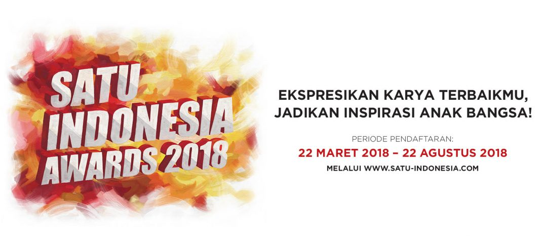 SATU INDONESIA AWARD 2018
