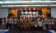 PELEPASAN PESERTA PROGRAM INTERNSIP DOKTER INDONESIA (PIDI) ANGKATAN II TAHUN 2017 DAN PEMBEKALAN PESERTA PROGRAM INTERNSIP DOKTER INDONESIA (PIDI) ANGATAN II TAHUN 2018 PROVINSI NTB