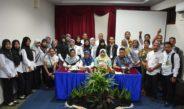 Pertemuan Koordinasi Peningkatan Mutu Tenaga Kesehatan Tingkat Provinsi NTB