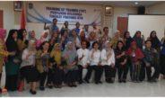 TRAINING OF TRAINER (TOT)  POSYANDU KELUARGA TINGKAT PROVINSI TAHUN 2019