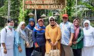 Kunjungan ke Kebun Herbal di Desa Bilebante, Lombok Tengah