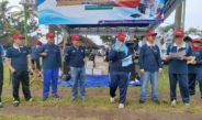 Giat Outbond Lingkup Dinas Kesehatan Provinsi NTB dan UPTD, Tingkatkan Soliditas Menuju NTB Gemilang.