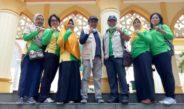 Perangi Corona, Dinas Kesehatan bersama Organisasi  Profesi   HAKLI NTB  Lakukan GSLN
