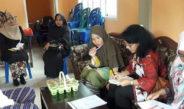 Monev Stunting di Dinas Kesehatan Kabupaten Lombok Timur tahun 2020