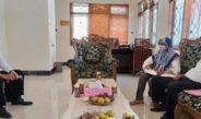 Kunjungan Biro Umum Kemenkes RI ke Dinas Kesehatan Provinsi NTB dan KLU