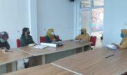 Lakukan Bimbingan Teknis Posyandu Keluarga dan PHBS tim Promkes Dinas Kesehatan Provinsi NTB Sambangi Puskesmas Sesela Lombok Barat