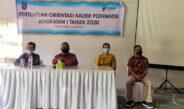 Orientasi Kader Posyandu Keluarga, Tingkatkan Peran Kader Dalam Wujudkan Revitalisasi Posyandu.