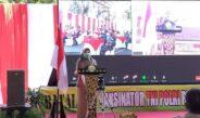 Pembekalan Batalyon Tim Vaksinator Covid-19 TNI-POLRI